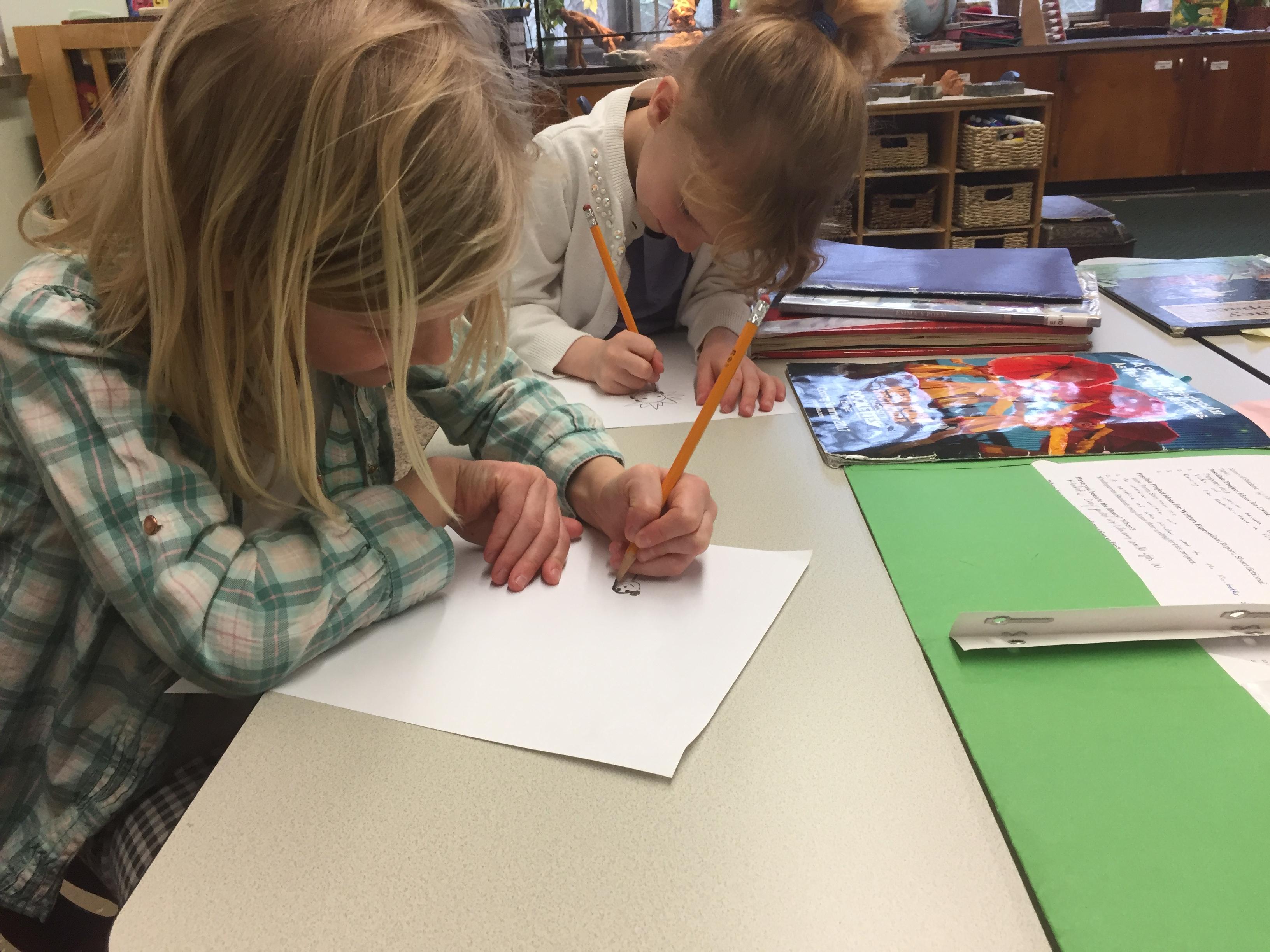 Homework In Kindergarten