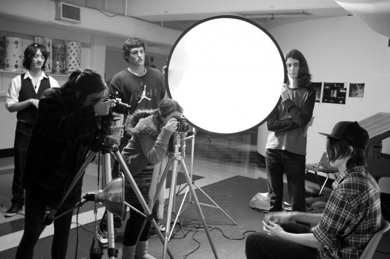 Holistic School Film & Photography Class
