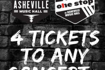 Asheville Music Hall Concert Tickets