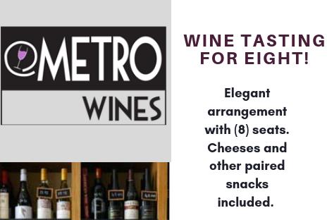 Metro Wine Tasting