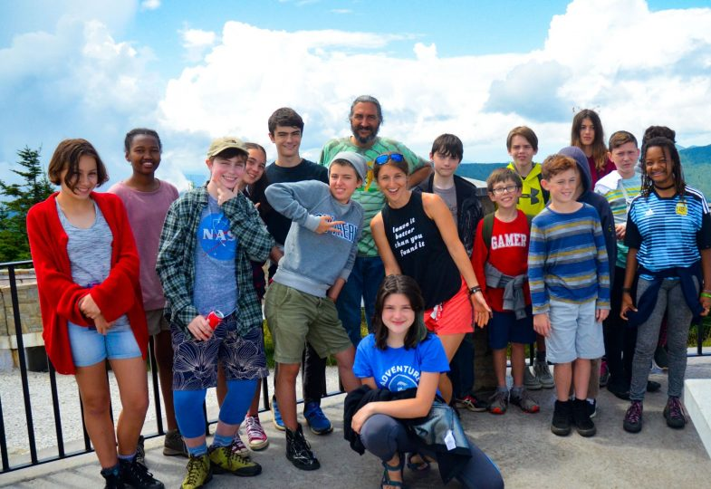 7th and 8th grade integral trip school without walls