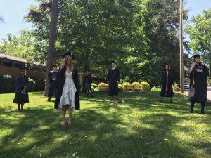 Graduating Seniors 2020 COVID-19