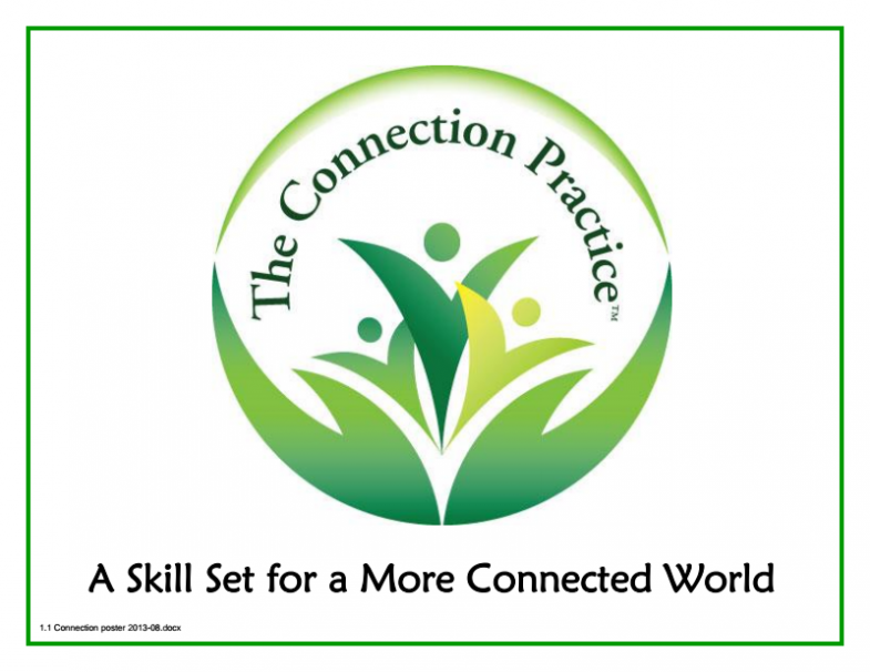 The Connection Practice Logo