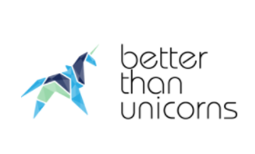 Better Than Unicorns Virtual Reality Logo