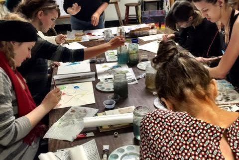 Teaching Art at an Integral School