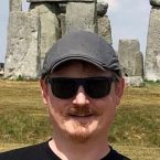 James Becker at Stonehenge for Integral Education